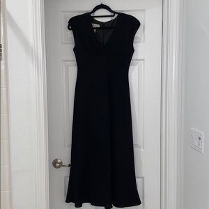Black dress from Macy's
